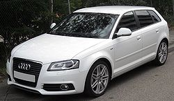 A3 / S3 (5 Door) LED Interior Car Lights